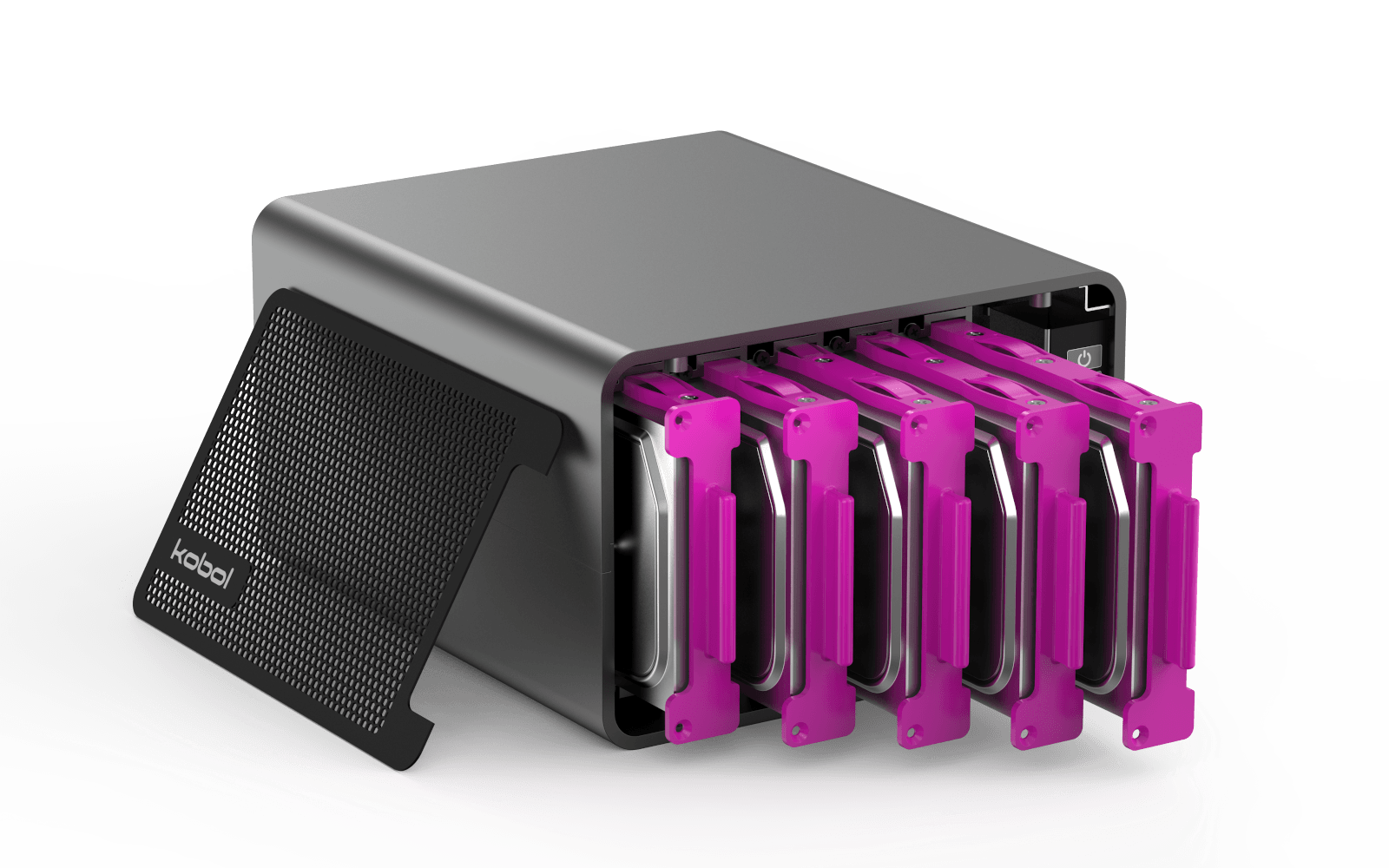 Helios64 Case 5-bay